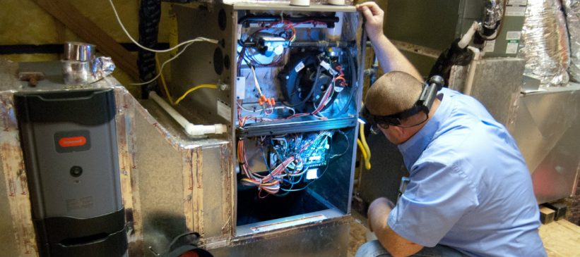 Furnace performance check and maintenance