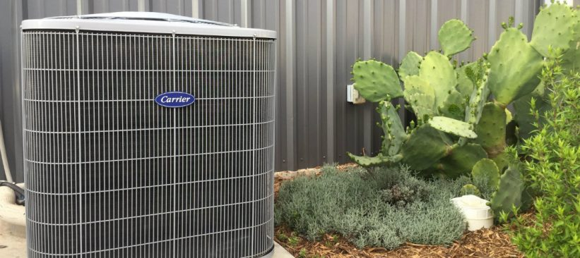 Carrier offers a generous warranty on its hvac units