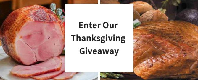 Enter Our Thanksgiving Giveaway For Terry's A/C and Heating Customers