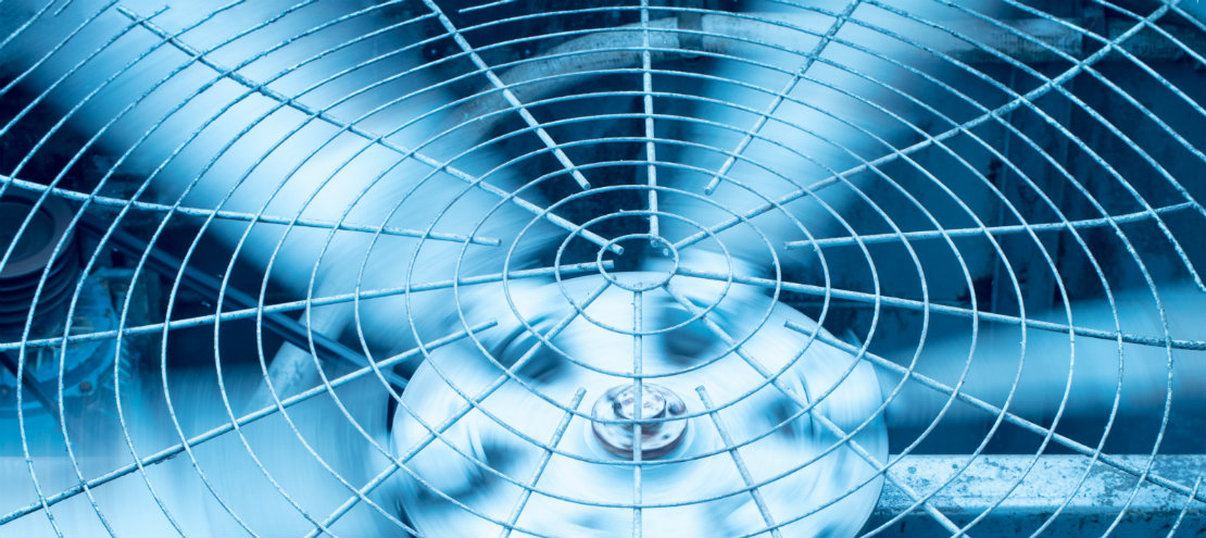 Condensing Unit Fan Air conditioning repair