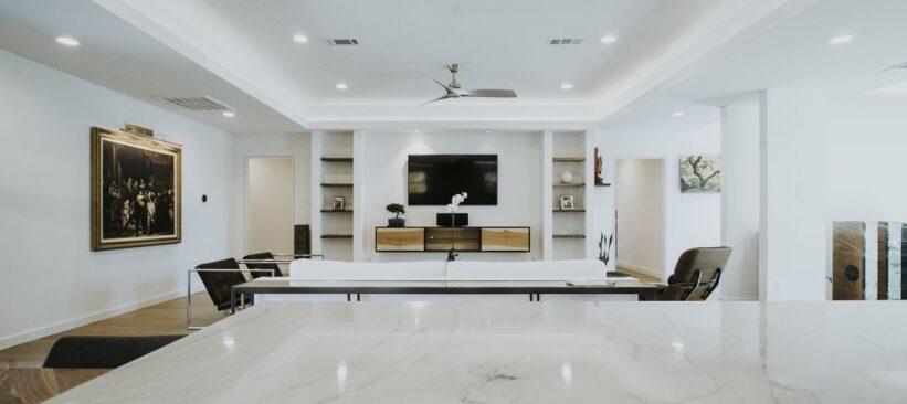 Houston custom HVAC solution for renovated home in Spring Valley neighborhood
